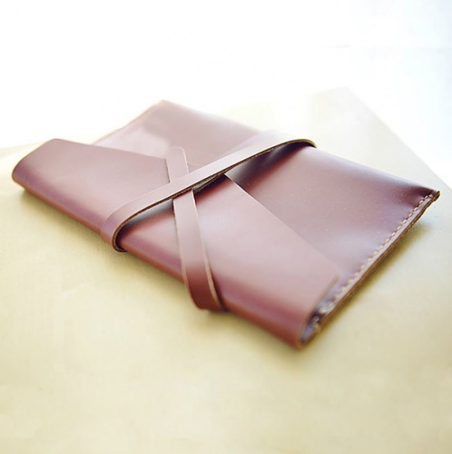 Real Leather iPad mini Case