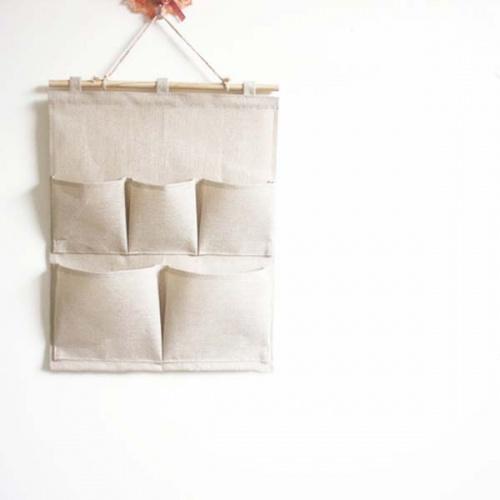 布藝掛飾收納包