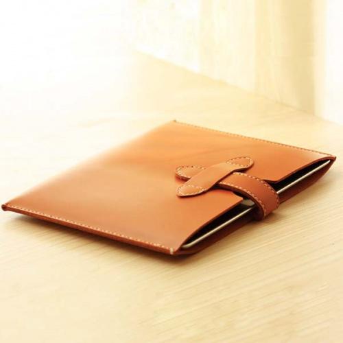 真皮iPad平板電腦袋  B